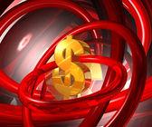 Dollar symbol — Stock Photo