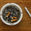 Ashtray — Stock Photo #24587495