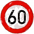 Speed limit — Stock Photo #27798289