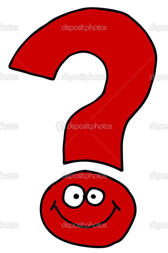 Questions Funny Funny Cartoon Question Mark