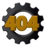 Error 404 — Stock Photo #28176495
