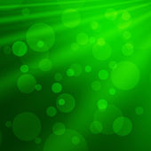Bokeh background green — 图库照片