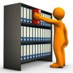 File Cabinet — Stock Photo #12859009