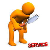 Small Service — Stock Photo