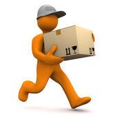 Express Shipment — Stock Photo