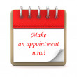 Stock Photo: Appointment