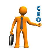 CEO — Stock Photo