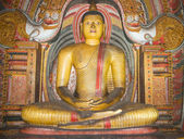 Statue Of Buddhahood — Stock Photo