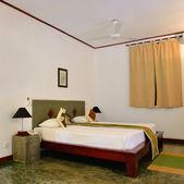 Room in a hotel — Stok fotoğraf