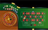 Roulette. — Wektor stockowy