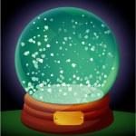 Magic sphere. — Stock Vector #45149981