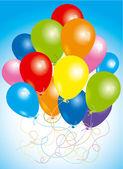 Balloons. — Stock Vector