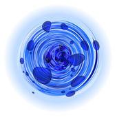 Whirlpool. — Stock Vector