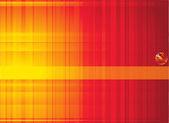 Orange abstract. — Stockvektor