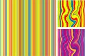 Color turbulence. — Stock Vector