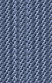 Jeans seamless vector texture. — Stock Vector