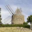 Stock Photo: Gardiolle, Moulin St Roch, Cote dAzur, Southern France, Europe