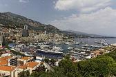 Monaco, La Condamine, Port de Monaco — Stock Photo