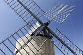 Windmill near Ramatuelle, Windmill Jean Baptiste Paillas (18th century), Cote d'Azur, Provence, Southern France — 图库照片