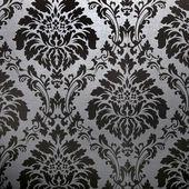 Vintage floral carpet design Vintage floral carpet design — Stock Photo