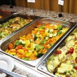 Delicious hot buffet — Stock Photo #18362421