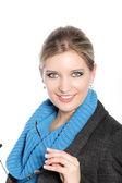 行政的女人 — 图库照片