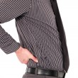 Stock Photo: Businessman with backache