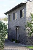 Entrance to a suburban house — Zdjęcie stockowe