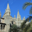 La Seu Cathedral, Mallorca — Stock Photo