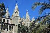 La Seu Cathedral, Mallorca — Stock Photo