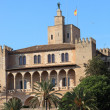 Royal Palace of Almudaina, Palma — Stock Photo