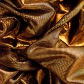 豪华金属金织物 — 图库照片