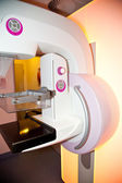 Laboratory with mammography machine — 图库照片