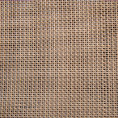 Close up background texture of hessian or burlap — Stock Photo