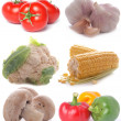 Fresh vegetable — Stock Photo #13990215