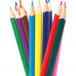 Stock Photo: Pencil color