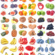 Fruit collection — Stock Photo