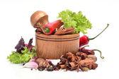 Aroma spices — Stock Photo