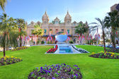 Monte Carlo Casino. — Stock Photo