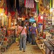 Stock Photo: Old Jerusalem market.