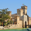 Medieval castle. Sirmione, Italy. — Photo