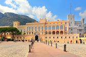 Prens'in Sarayı Monako dış. — Stok fotoğraf