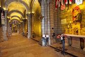 モナコ公国での聖ニコラス大聖堂の内部ビュー. — ストック写真