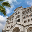 Saint Nicholas cathedral in Monaco. — Stock Photo
