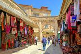 Eski pazar Kudüs, İsrail. — Stok fotoğraf