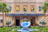 Facade of Casino in Monte Carlo, Monaco. — Stock Photo