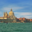 Santa Maria della Salute basilica. — Stock Photo #39749809