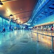 Check in arein Valenciairport. — Stock Photo #41866571