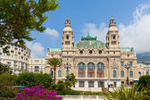Casino and Opera house in Monte Carlo. — Stock Photo