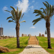 Ashdod Yam park. — Stock Photo